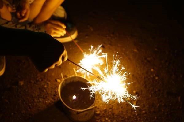 α5000で家族花火を綺麗に撮影する方法