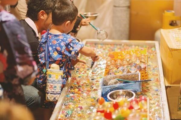子供とお祭りに行くときの注意点