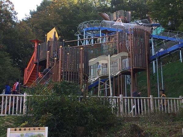 群馬子供の国レビュー 無料で遊べる最強の公園